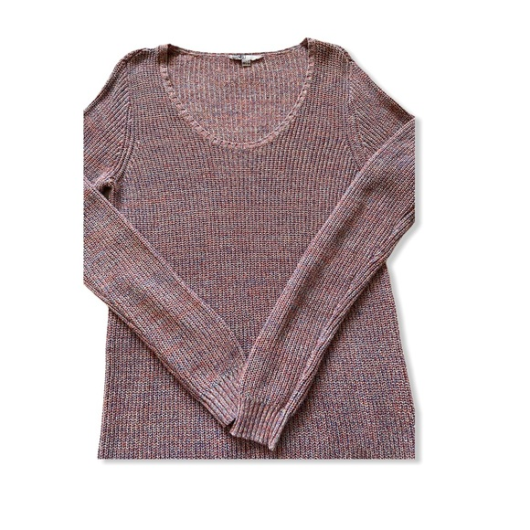 Volcom Sweaters - Volcom multi color knitted long sweater.